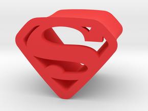 Super 10 By Jielt Gregoire in Red Processed Versatile Plastic