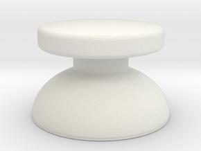 S7800b Joystick in White Natural Versatile Plastic