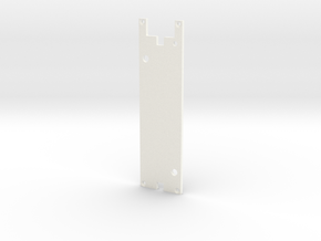 R-DZNA40 Insert in White Processed Versatile Plastic