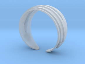 Ring20(18mm) in Smooth Fine Detail Plastic