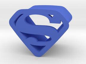 Super 12 By Jielt Gregoire in Blue Strong & Flexible Polished