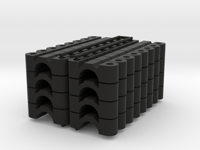 TKSO-1000-SET in Black Natural Versatile Plastic