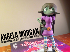 Trophy: Angela Morgan in Full Color Sandstone
