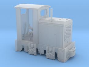 Feldbahn O&K MD2 (Spur 1f) 1:35 mit Kabine in Frosted Ultra Detail
