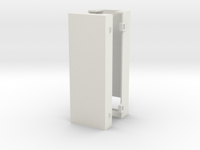 Usbdm Shell in White Strong & Flexible