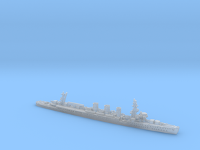 IJN CL Tama [1941] in Smooth Fine Detail Plastic: 1:1800