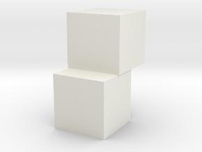 J2jm0njdq1vppumedt7s279112 58169104.stl in White Strong & Flexible