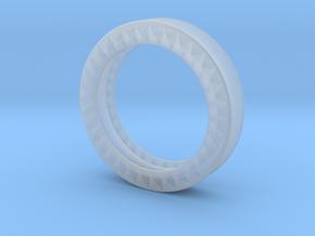 VORTEX9-51mm in Smooth Fine Detail Plastic