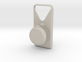 iPhone6 ear case zero in Natural Sandstone