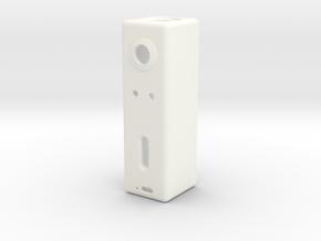 R-DZNA40 V2 (Standard Screen Edition)  in White Processed Versatile Plastic