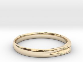 RING20SIZER in 14K Gold
