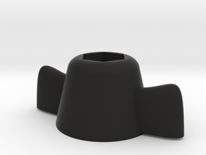 Simplex Wingnut V4.1.18 in Black Natural Versatile Plastic