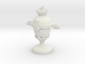 SM Chalice: 1/6 miniature in White Natural Versatile Plastic