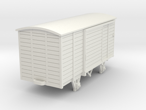 OEG Gueterwagen 2 Achsig  in White Natural Versatile Plastic