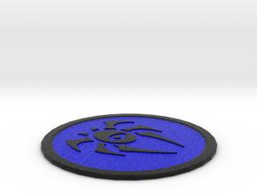 Dimir Coaster in Full Color Sandstone