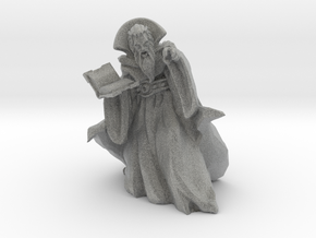Zargon the Evil Wizard in Metallic Plastic