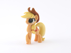 Applejack in Full Color Sandstone