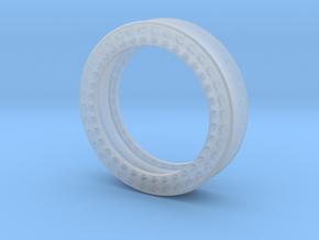 VORTEX11-44mm in Smooth Fine Detail Plastic