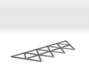 Vega Frame 2D in Polished Silver