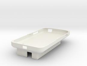 LG Nexus 4/Dexcom  Case - NightScout or Share in White Natural Versatile Plastic