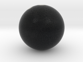 Bowling Ball in Full Color Sandstone