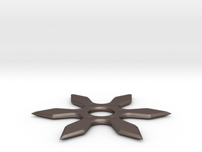 shuriken, ninja weapon in Stainless Steel