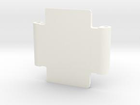 SuDu Pro Skid in White Processed Versatile Plastic