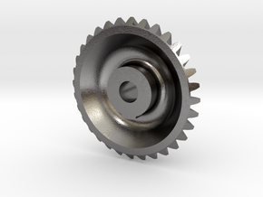 CrankShaftGear F-221-G - 12 in Polished Nickel Steel