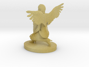 Angel Story Full Color 3D Printer in Full Color Sandstone
