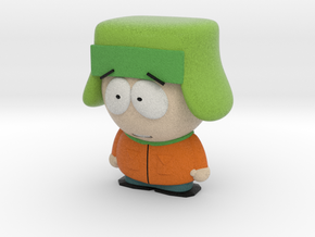 Kyle Broflovski in Full Color Sandstone