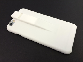 whistle iPhone 6 4.7inch case  in White Strong & Flexible