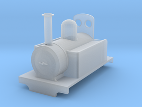 O9 Heywood 0-6-0T - For Graham Farish Chassis in Smooth Fine Detail Plastic