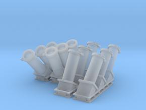 1:72 MK36 SRBOC Chaff Launcher in Smooth Fine Detail Plastic