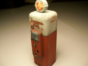 Juggernog - Nazi Zombies Miniature Perk Machines in Full Color Sandstone