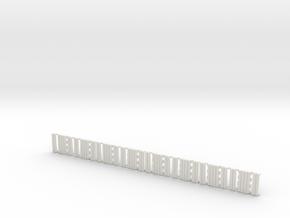 E-165-barrow-crossing-2R-curve-long-1a-x8 in White Natural Versatile Plastic