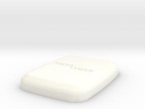 MetaWear Cube Slim Top - Short in White Processed Versatile Plastic