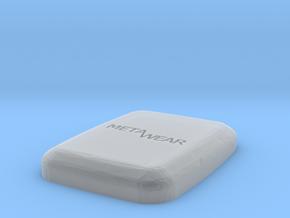 MetaWear Cube Slim Top - Short in Smooth Fine Detail Plastic