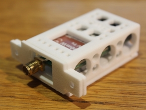 Immersion RC 600mw TX Holder - Generic in White Natural Versatile Plastic