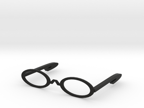 Glasses in Black Strong & Flexible