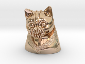 Bane Cat in 14k Rose Gold