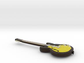 Gibson Guitar Sunburst 335 in Full Color Sandstone