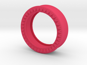 VORTEX10-33mm in Pink Strong & Flexible Polished