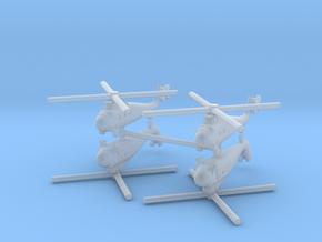 1/700 UK Naval Aviation Kit 5 in Smooth Fine Detail Plastic