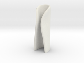 candle holder large in White Natural Versatile Plastic