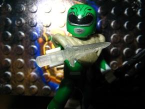 Mega Bloks Dragon Dagger in Smooth Fine Detail Plastic