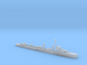 HMAS Stuart (Scott class) 1/1800 in Smooth Fine Detail Plastic