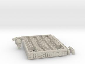 16 Shobon in Natural Sandstone
