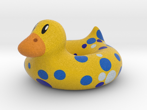 Duckling in Full Color Sandstone