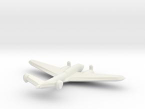 LeO 451 (1/900) in White Natural Versatile Plastic
