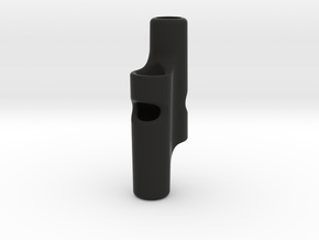 Tripod Leg Extension  in Black Natural Versatile Plastic